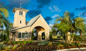Naples Reserve's first amenities create a vision and excitement for lakefront community