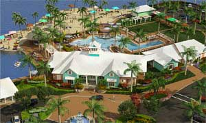 Construction begins on resort-inspired Lakeshore Club at Naples Reserve