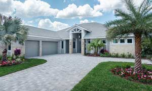 Captiva custom model home now open for viewing at Naples Reserve
