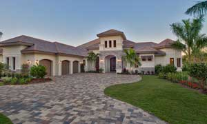 Lundstrom Homes' Belvedere custom model home now open at Naples Reserve