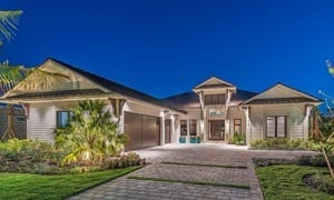KTS HOMES RECEIVES PRESTIGIOUS GRAND AURORA AWARD FOR NAPLES RESERVE MODEL HOME
