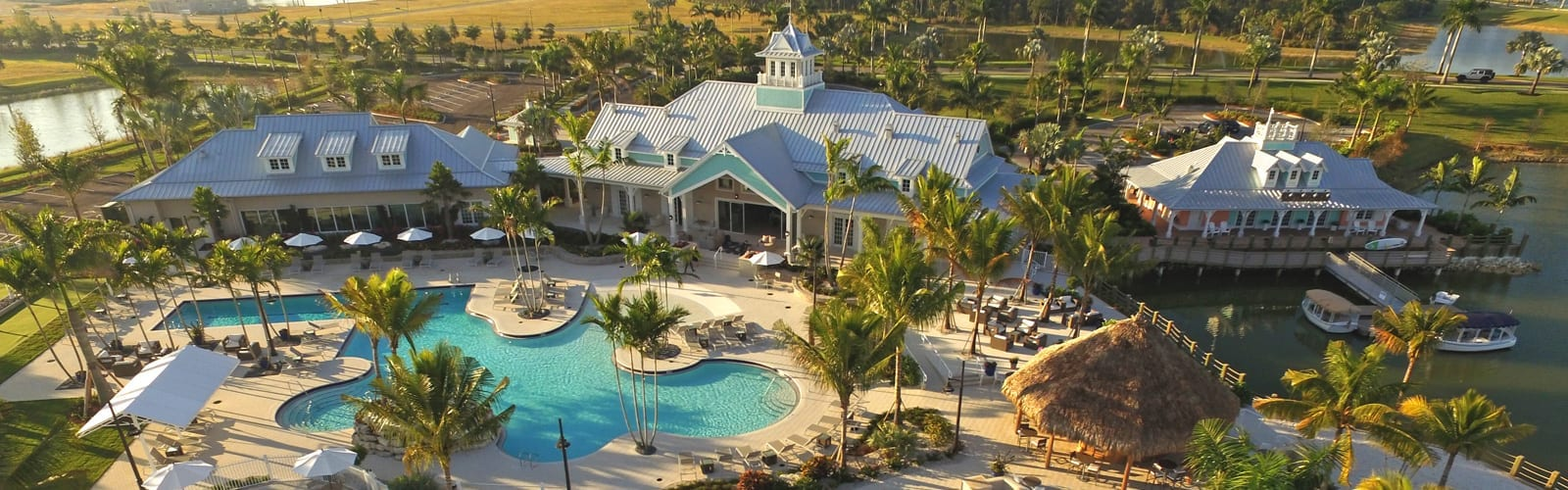 The New Island Club Resort at Amenities at Naples Reserve