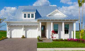 Which Naples Reserve Builder Earned American Residential Design Award (ARDA)?