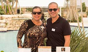 Naples Reserve welcomes Realtors