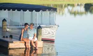Explore Naples Reserve's Waterfront Lifestyle with Unique Twist