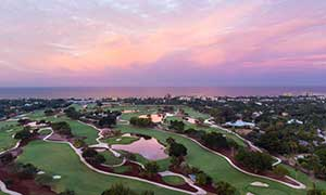 Where did Naples Land on Golf Advisors 10 Best warm-weather golf destinations in the continental United States?