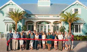 Naples Reserve holds ribbon-cutting with The Greater Naples Chamber of Commerce for $7M Island Club