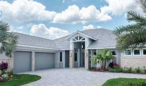 Marvin Development Captiva model at Naples Reserve