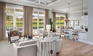 New custom model and spec homes now open at Naples Reserve