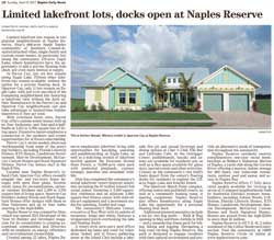Limited-lakefront-lots-docks-open-at-Naples-Reserve