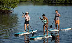 Ten Thousand (yes, really!) Reasons Why Southwest Florida is the Paddleboard & Kayak Capital of the U.S.