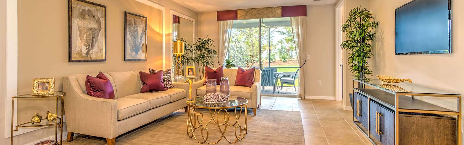 Naples reserve greets coral harbors first villa homebuyers m4hsunfo
