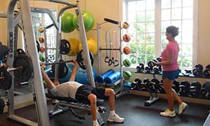 Naples Reserve fitness amenities earn rave reviews among residents