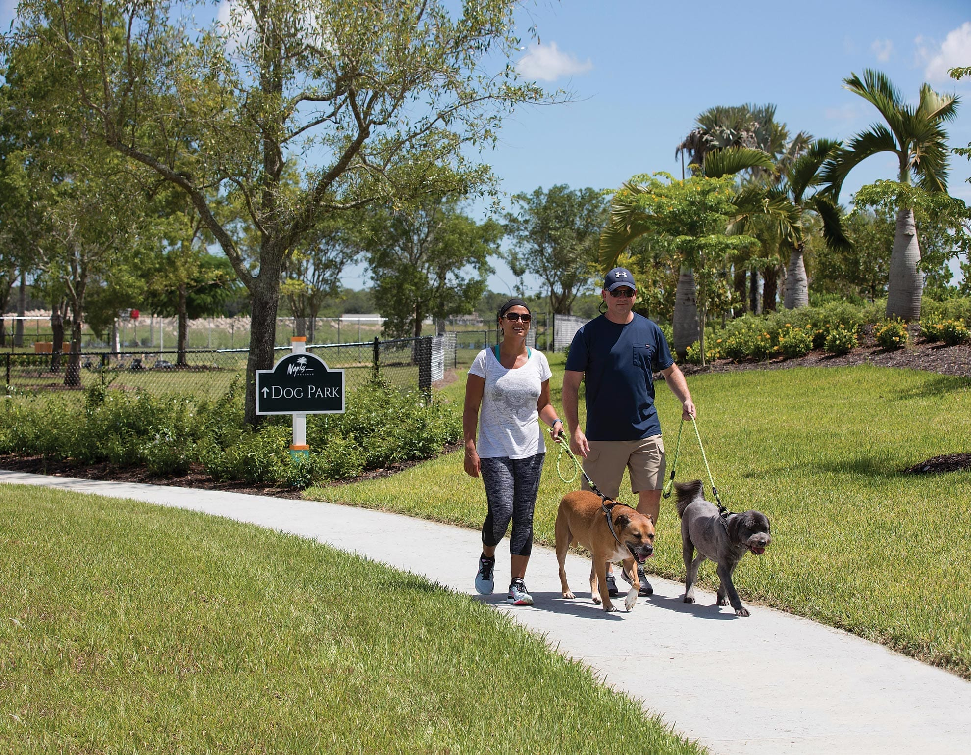 Naples Reserve Dog Park