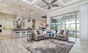 Naples Reserve's Single-Site Parade of Homes showcases 18 single-family and custom estate models