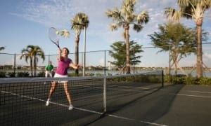 Naples Reserve spotlights lakefront racquet amenity: Match Point