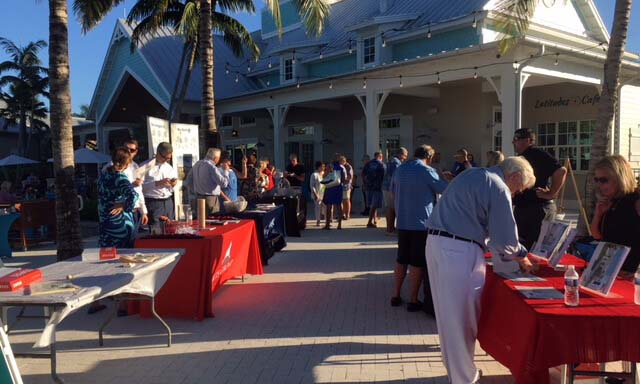 Naples Reserve hosted Realtor VIP Island Party
