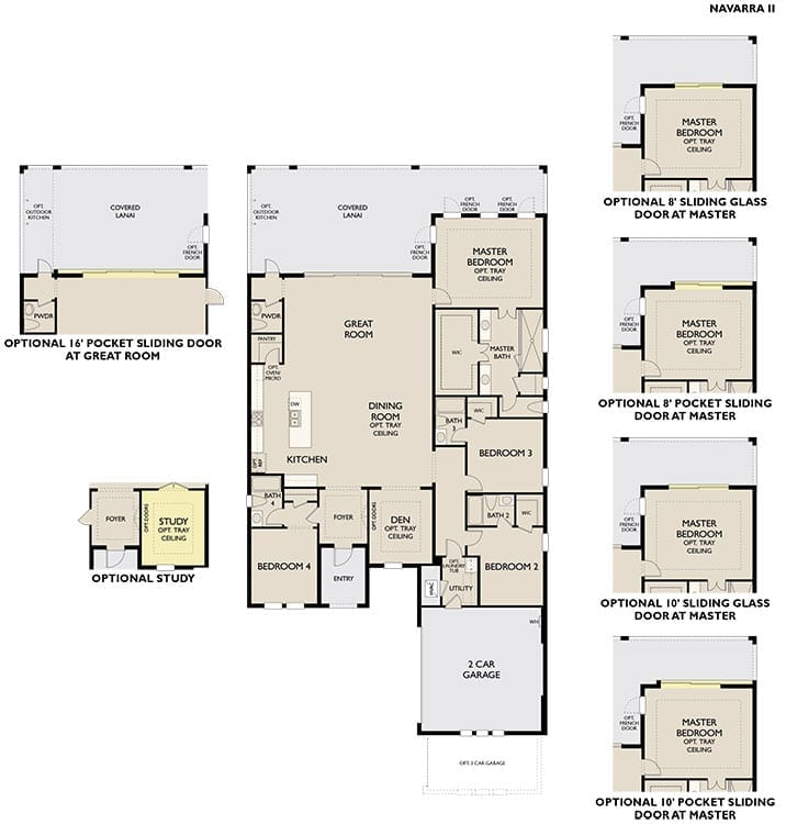Navarra II Floorplan | Ashton Woods