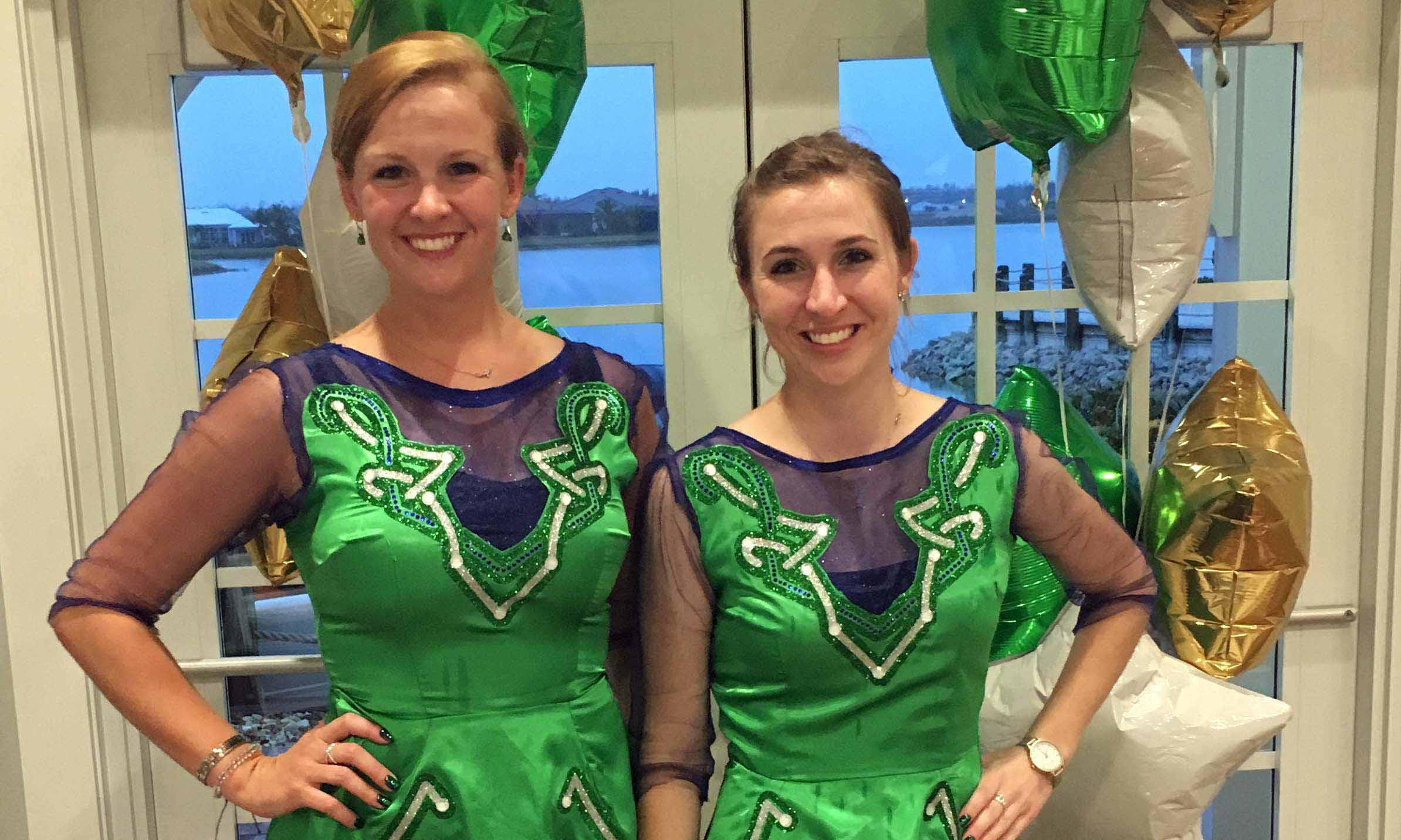 Naples Reserve welcomes the Celtic Spirit School of Irish Dance